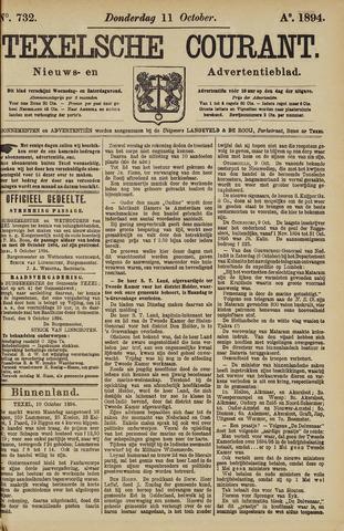 Texelsche Courant 1894-10-11