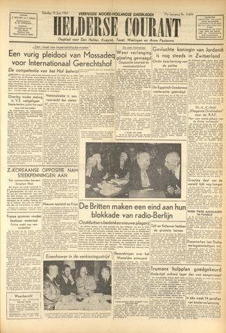 Heldersche Courant 1952-06-10