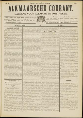 Alkmaarsche Courant 1910-07-13