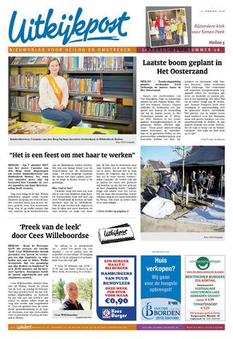 Uitkijkpost : nieuwsblad voor Heiloo e.o. 2018-02-21