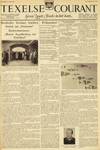 Texelsche Courant 1960-04-13