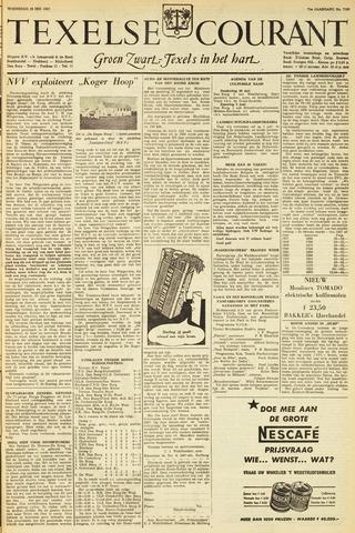 Texelsche Courant 1957-05-29