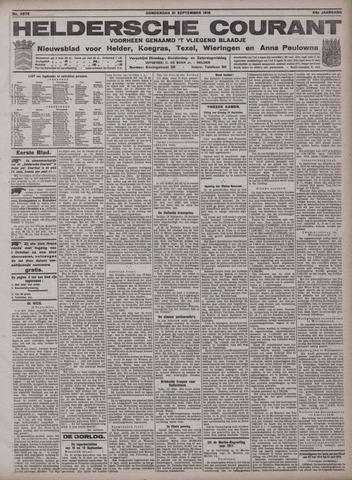 Heldersche Courant 1916-09-21