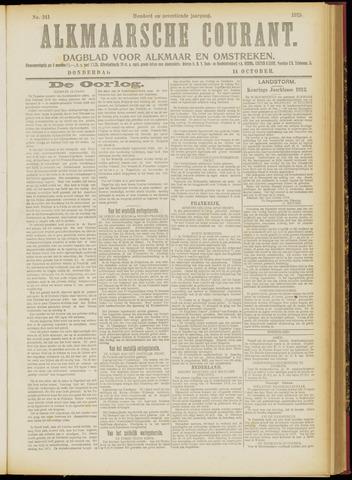 Alkmaarsche Courant 1915-10-14