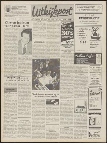 Uitkijkpost : nieuwsblad voor Heiloo e.o. 1988-06-01