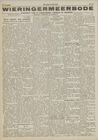 Wieringermeerbode 1944-07-12