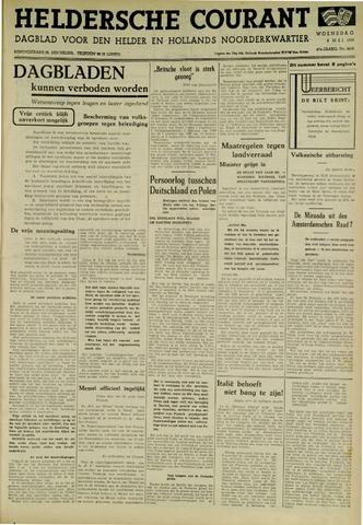 Heldersche Courant 1939-05-03