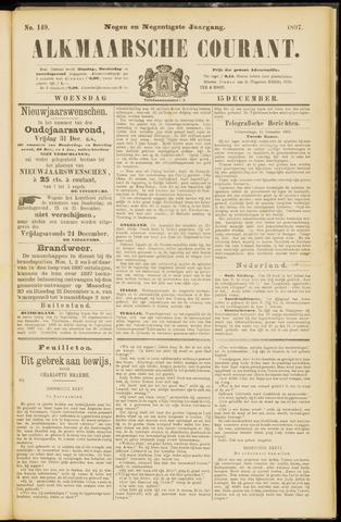 Alkmaarsche Courant 1897-12-15