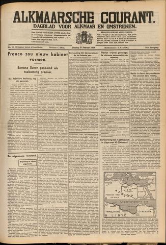 Alkmaarsche Courant 1939-02-21