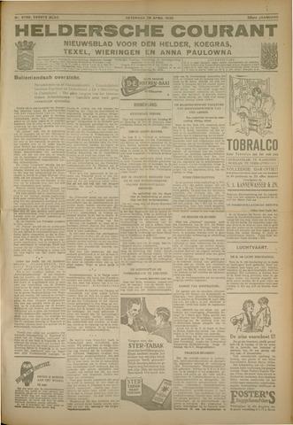 Heldersche Courant 1930-04-26