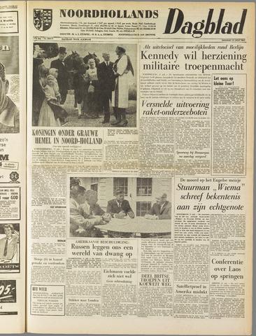 Noordhollands Dagblad : dagblad voor Alkmaar en omgeving 1961-07-11