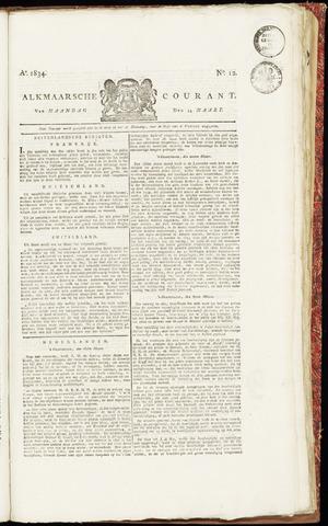 Alkmaarsche Courant 1834-03-24