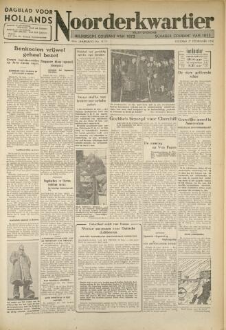 Heldersche Courant 1942-02-27
