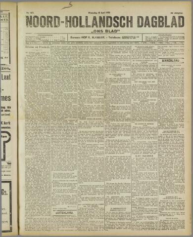 Ons Blad : katholiek nieuwsblad voor N-H 1922-04-12