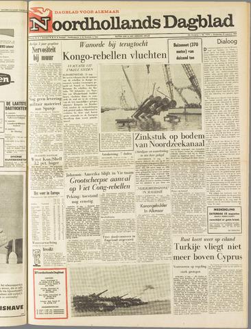 Noordhollands Dagblad : dagblad voor Alkmaar en omgeving 1964-08-13