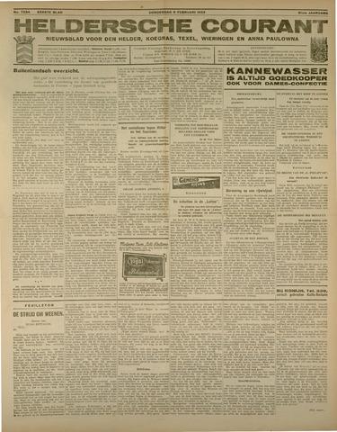 Heldersche Courant 1933-02-09