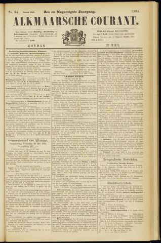 Alkmaarsche Courant 1894-05-27