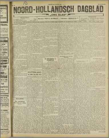 Ons Blad : katholiek nieuwsblad voor N-H 1922-01-24