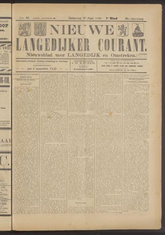 Nieuwe Langedijker Courant 1922-06-17