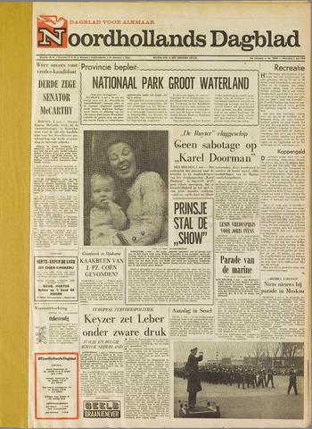 Noordhollands Dagblad : dagblad voor Alkmaar en omgeving 1968-05-01