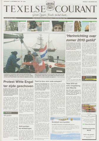 Texelsche Courant 2009-12-11