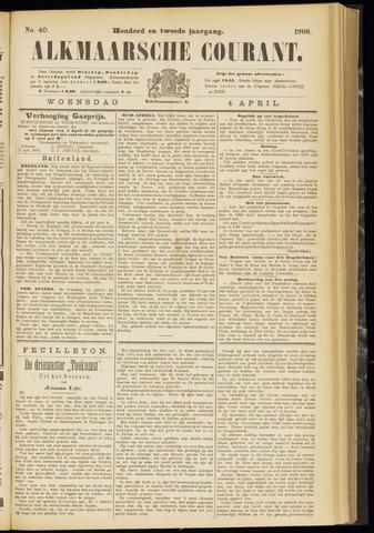 Alkmaarsche Courant 1900-04-04
