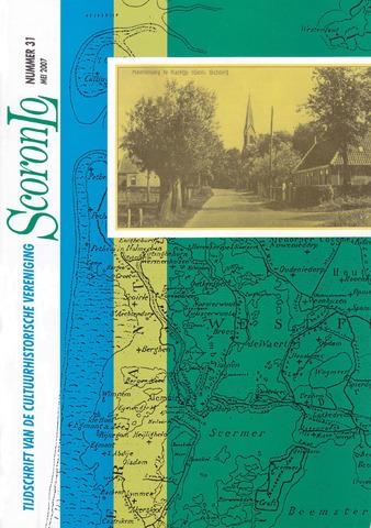 Tijdschrift van cultuurhistorische vereniging Scoronlo 2007-05-01