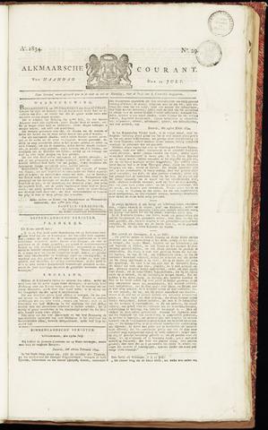Alkmaarsche Courant 1834-07-21