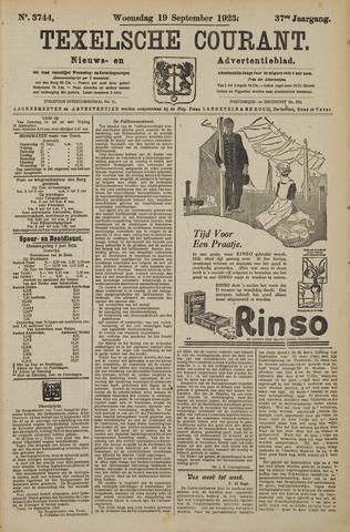 Texelsche Courant 1923-09-19