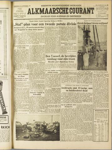 Alkmaarsche Courant 1955-11-16