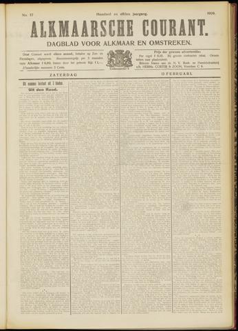 Alkmaarsche Courant 1909-02-13
