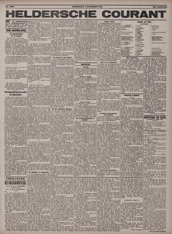 Heldersche Courant 1916-11-02