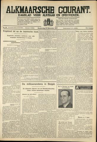 Alkmaarsche Courant 1937-12-23