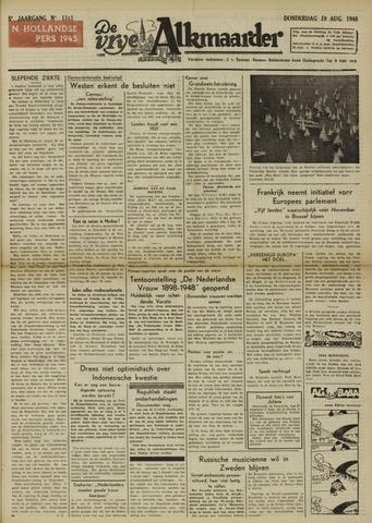 De Vrije Alkmaarder 1948-08-19