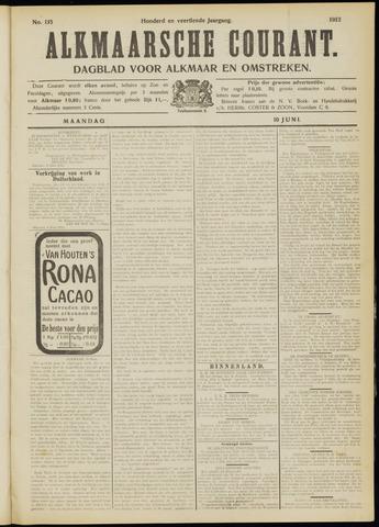 Alkmaarsche Courant 1912-06-10
