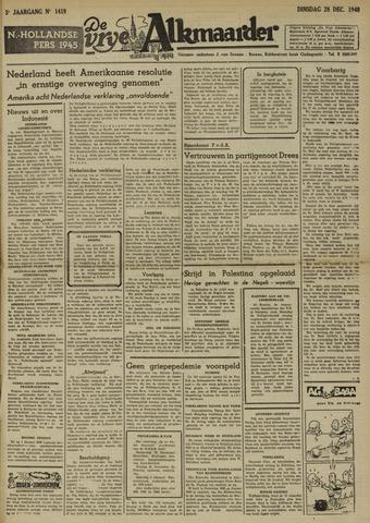 De Vrije Alkmaarder 1948-12-28