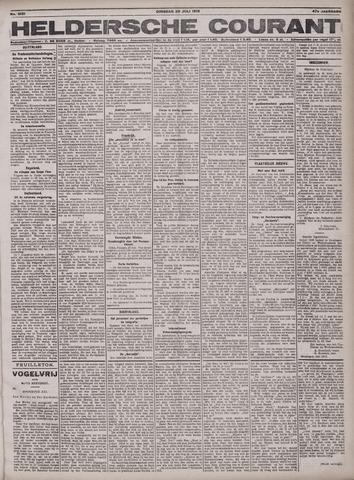 Heldersche Courant 1919-07-29