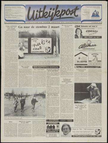Uitkijkpost : nieuwsblad voor Heiloo e.o. 1994-02-23