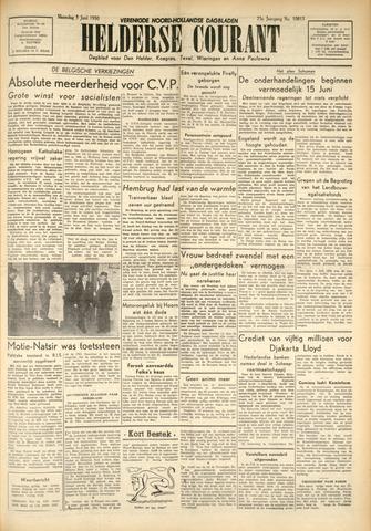 Heldersche Courant 1950-06-05