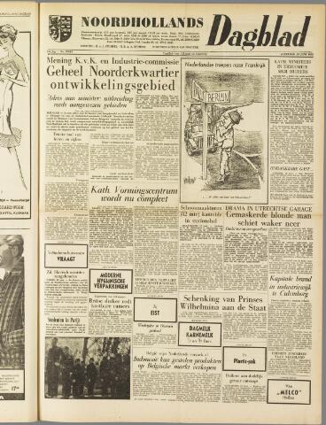 Noordhollands Dagblad : dagblad voor Alkmaar en omgeving 1959-06-13