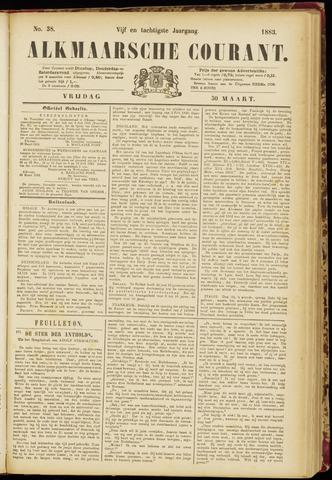 Alkmaarsche Courant 1883-03-30