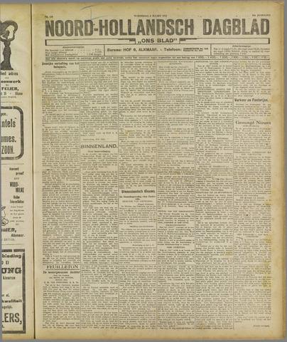 Ons Blad : katholiek nieuwsblad voor N-H 1921-03-02