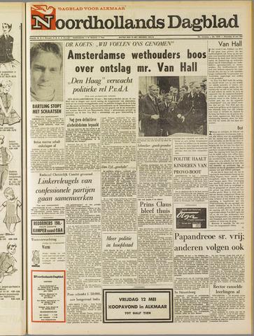 Noordhollands Dagblad : dagblad voor Alkmaar en omgeving 1967-05-10