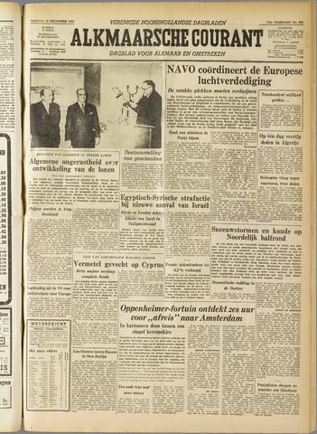 Alkmaarsche Courant 1955-12-16