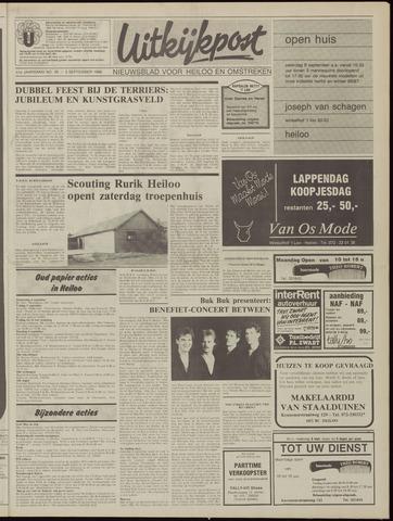 Uitkijkpost : nieuwsblad voor Heiloo e.o. 1986-09-03