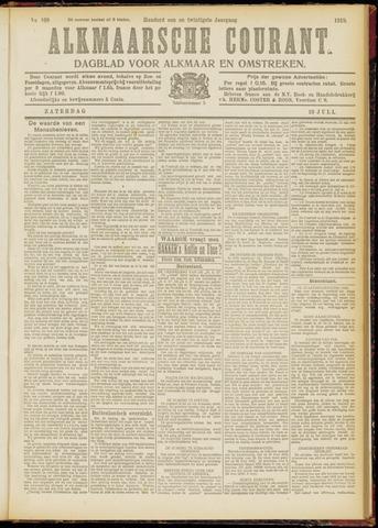 Alkmaarsche Courant 1919-07-19