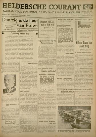 Heldersche Courant 1939-08-07