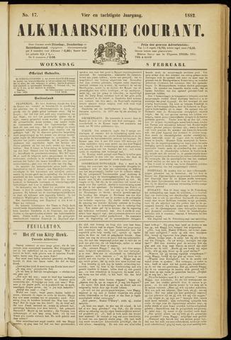 Alkmaarsche Courant 1882-02-08
