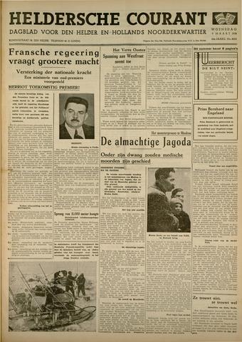 Heldersche Courant 1938-03-09