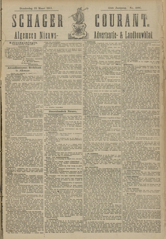 Schager Courant 1911-03-23